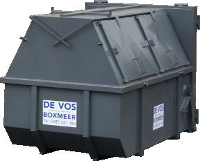 10M³ Dichte Portaalcontainer